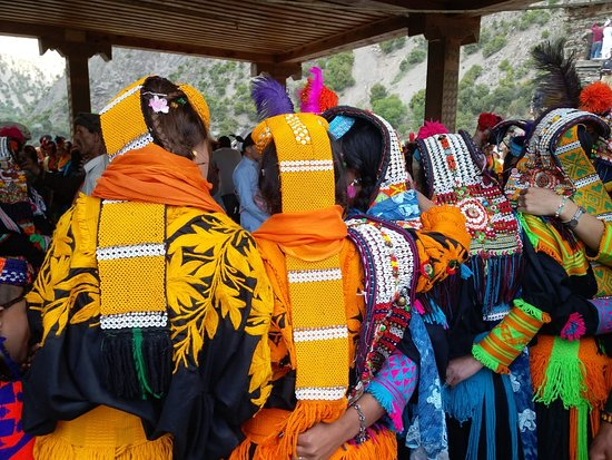 Kalash, Chitral Pakistan: the place of culture,beauty and peace Chilim Joshi Festival #Chilimjoshi #Chitral #Pakistan