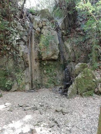 Rosignano Marittimo, Italija: Cascate della Mua - Castiglioncello (LI)