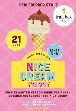 Nice Cream Friday