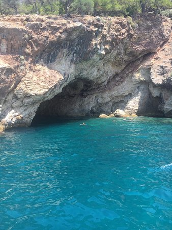 Ekincik, Tyrkiet: Poseidon Boat