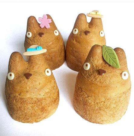Shiro-Hige's Cream Puff Factory Daita: Cream puffs