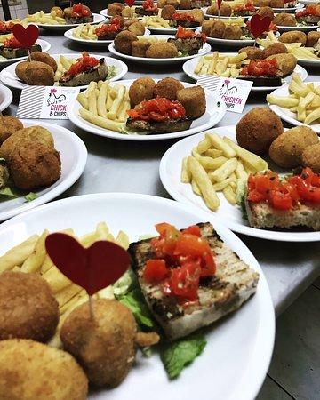 Girarrosto Izzo Chicken E Chips