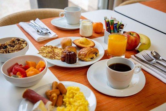 Hotel Mermoz: Restaurant