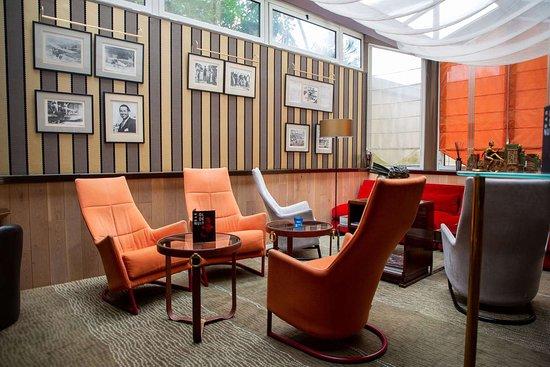 Hotel Mermoz: Meeting room