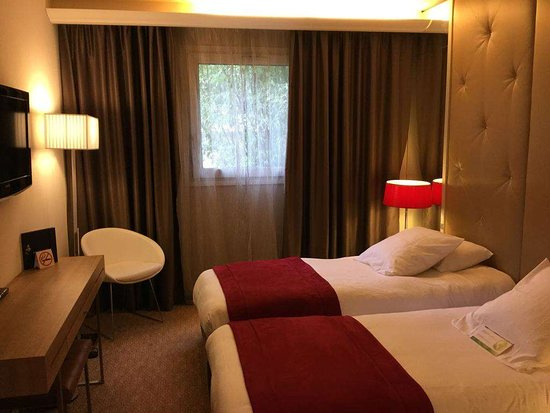 Hotel Mermoz: Guest room