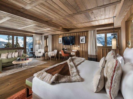 Prestige Junior Suite Picture Of Hotel Barriere Les Neiges