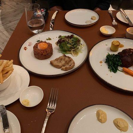 Wonderful dinner experience