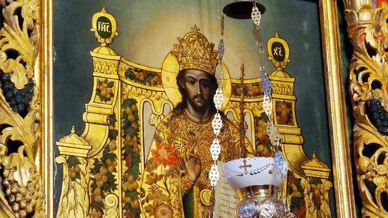 Dragomirna Monastery: Interno