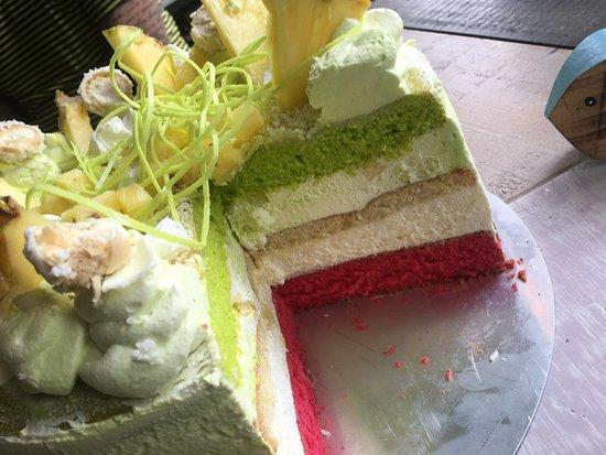 Café Heimathafen Carolinensiel: Geile Torte