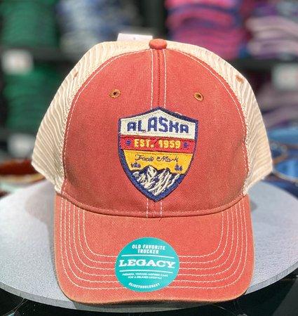 Alaska Shirt Company: Legacy Alaska Cap