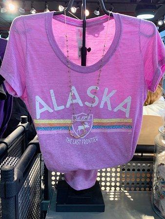 Alaska Shirt Company: Ladies Alaska tee.