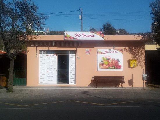 El Paso, Spania: tienda