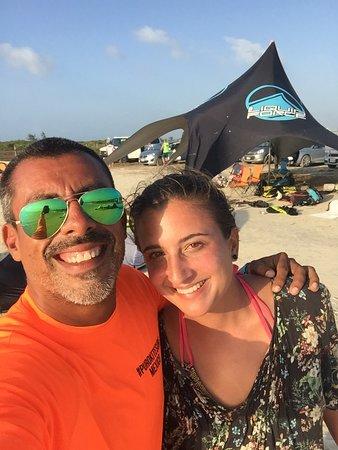 Puro Kitesurf Mexico : Isla Blanca.  kite trip