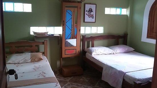 Habitación triple estándar