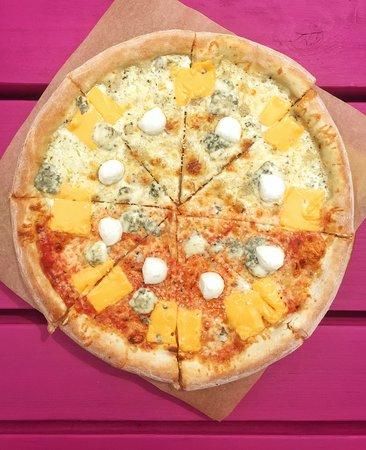 Самая вкусная пицца в Зелике и области!