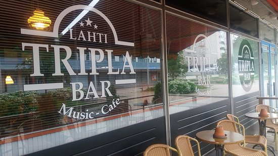 Tripla Bar