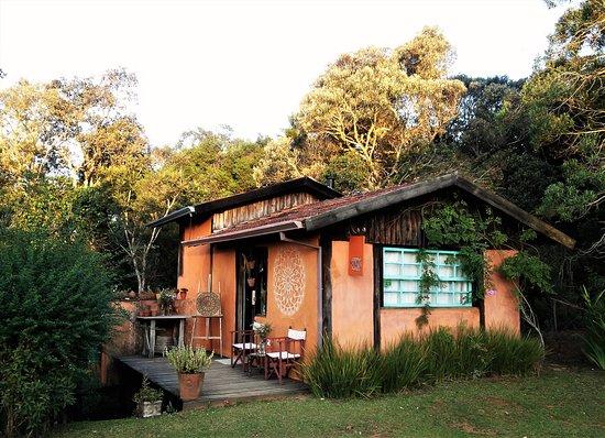 São Bento do Sapucaí, SP: atelier de tecidos Nakawe