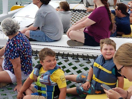 Sunset Dolphin Cruise Photo