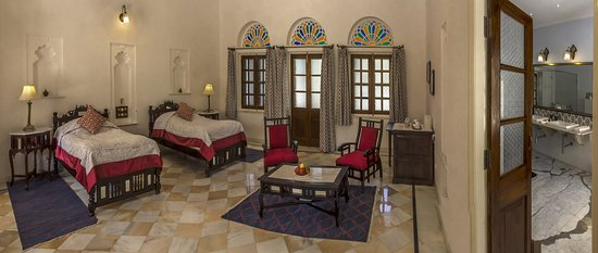 Deogarh, India: Guest room