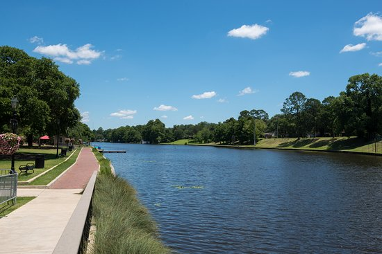 View of the Cane River from Natchitoches