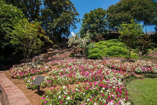 Roque Gardens in Natchitoches