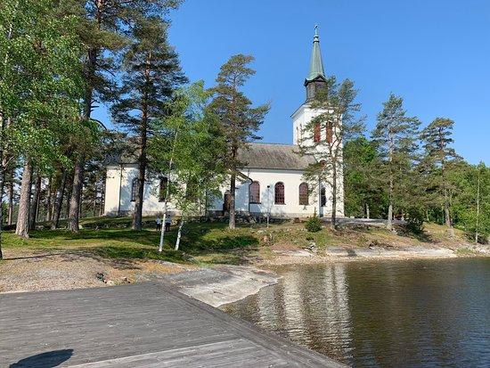 Vastra Fagelviks kyrka