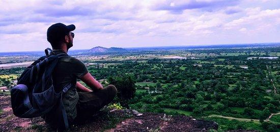 Sophoarn Tuk-Tuk Tours in Phnom Penh: Chisor Mountain Tour