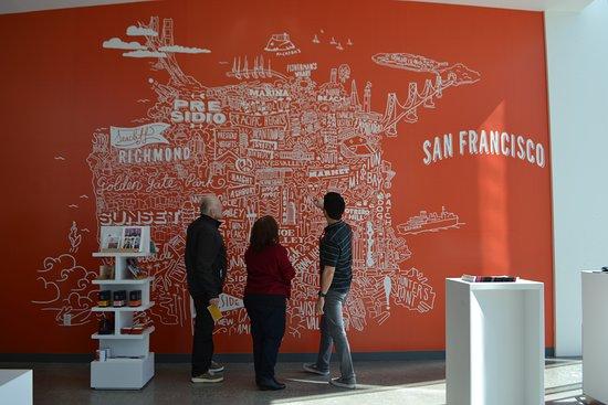 San Francisco Visitor Information Center