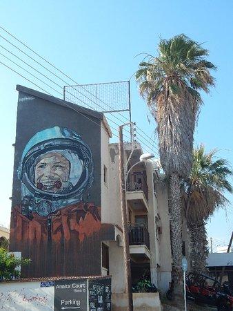Street Art in Ayia Napa