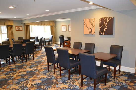 Holiday Inn Express & Suites Merrimack: Restaurant