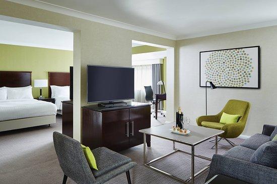 Manchester Airport Marriott Hotel: Suite