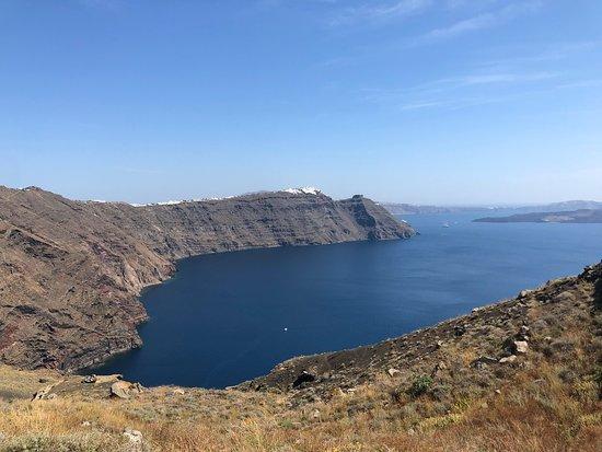 Santorini-bild