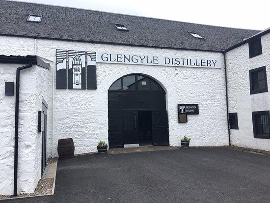Mitchell's Glengyle Distillery