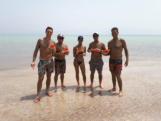 Dead Sea Region, Israel: Leisure at the Dead Sea