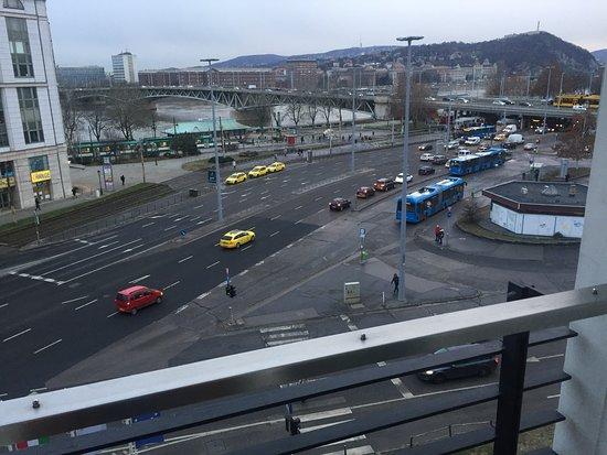 Ibis Styles Budapest City: Keine schönen Aussichten