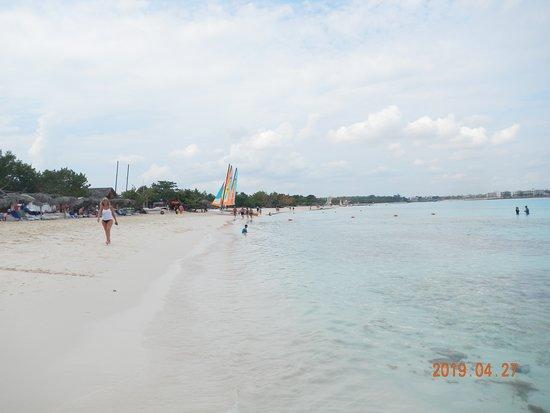 Playa Costa Verde: Plage et mer sublime