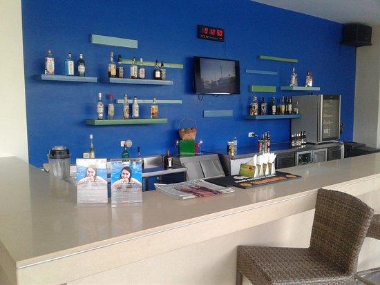 Park Inn by Radisson Davao: Pool bar