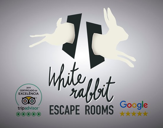 WHITE RABBIT escape rooms Porto