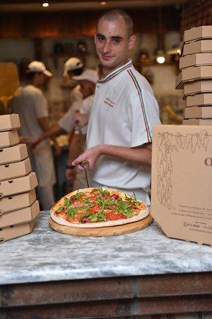 """Ресторан """"Olio pizza"""""""