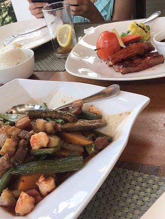 Best food in Puerto Galera