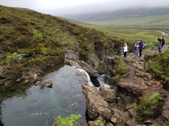 Real Scottish Journeys - Day Tours: Fairy Pools