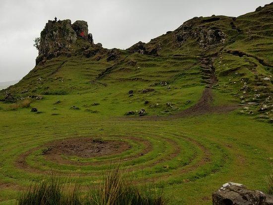 Real Scottish Journeys - Day Tours: Fairy Glen