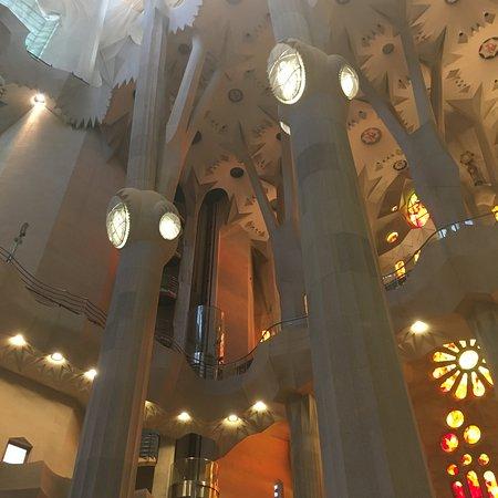 La Sagrada Familia - Resim 1