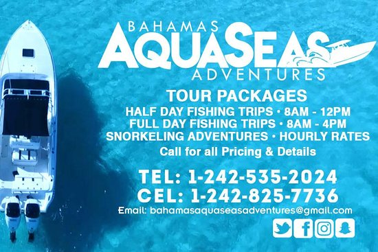 Bahamas AquaSeas Adventures