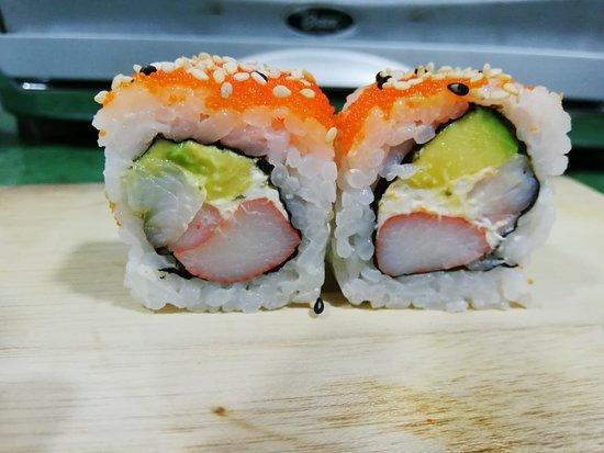 Takashi: sushi california maki