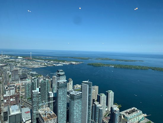 360 The Restaurant at the CN Tower Photo
