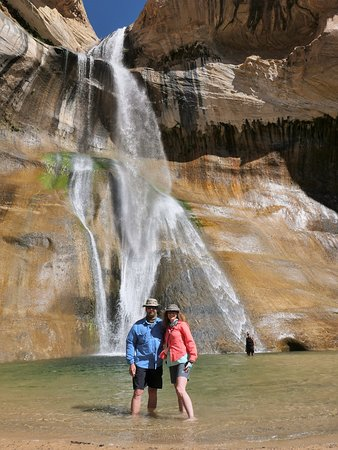 Four Season Guides : Beautiful; not so secret waterfall