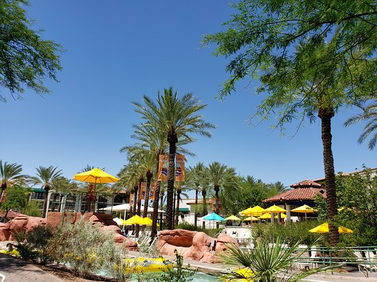 Arizona Grand Resort & Spa: This place was amazing! We will be back when we can spend more time to relax.