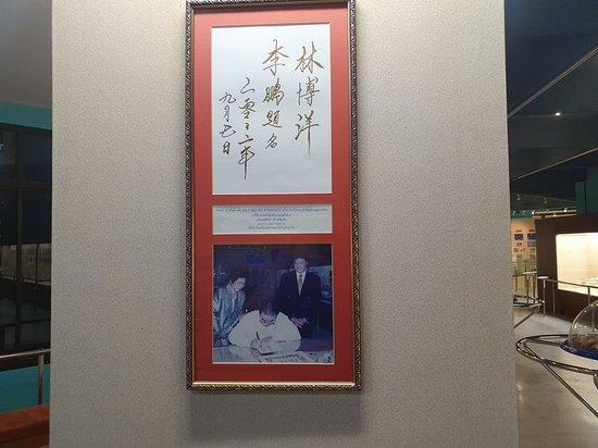 Histrorical Displays on Show @ Phuket SeaShell Museum & Shop