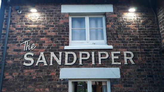 Bickerstaffe, UK: The Sandpiper 